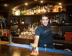 Suffolk Tales Arms Bartender González Giuseppe Of
