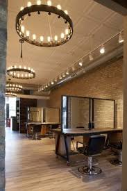 salon lighting ideas. rustic hair salon google search lighting ideas