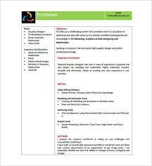 Resumes Free Download Pdf Format Sonicajuegos Com