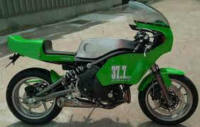 new kawasaki er6 cafe racer for sale the motorcycle broker