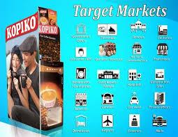 Kopiko Vending Machine Cool PLANET MOBILE BUSINESS CLUB 48