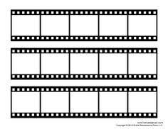Film Strip Template Photo Collage Template Collage