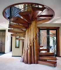 tree staircase design