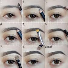 quick eyebrow