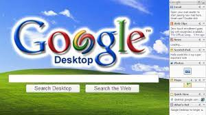 Google Desktop (2004) - Time Travel - YouTube