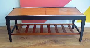 Extending Coffee Table Retro Remploy Extending Coffee Table Anecdotes Design