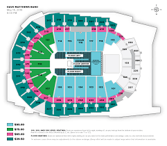 Wells Fargo Seating Chart With Rows 2019