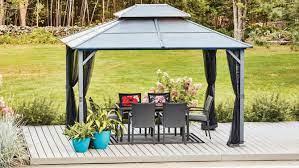 gazebo pergola canopy ing guide