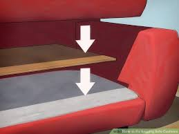 how to fix sagging sofa bed