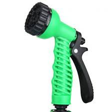 garden hose spray nozzle. 50FT-15M-7Mode-Expandable-Garden-Water-Hose-Pipe- Garden Hose Spray Nozzle G