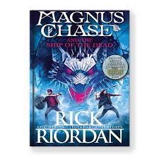 magnus chase and the ship of the dead book 3