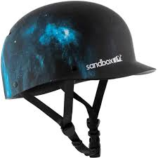 Sandbox Classic 2 0 Low Rider Wakeboard Helmet Spaced Out