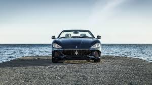 2018 Maserati GranTurismo Luxury Convertible - Maserati USA