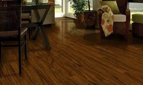 image brazilian cherry handscraped hardwood flooring. Image Of: Solid Bruce Brazilian Cherry Engineered Hardwood Flooring Handscraped