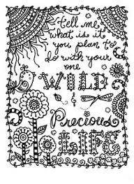 Small Picture SIGNED COPY Inspirational Coloring Book Quotes Christian Positive