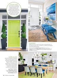 i was thrilled to have their main floor featured in may s canadian living magazine here s the spread