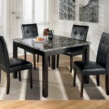 wood expandable dining table varnished