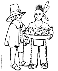 Small Picture Thanksgiving coloring pages 01