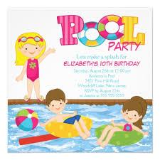 free printable blank pool party invitations. Fine Party Printable Birthday Invitations Templates Free Inside Free Printable Blank Pool Party Invitations I