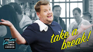 A new logo, logo animation, and logo system to elevate hbo max's massive library of over 10000+ tv and movie titles to audiences across trollbäck+company | the late late show with james corden. Take A Break Catch La Youtube