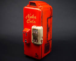 Nuka Cola Vending Machine For Sale Enchanting Fallout 48 Nuka Cola Mini Fridge EB Games Australia
