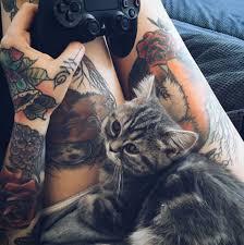 Tattooed Gamer Tumblr