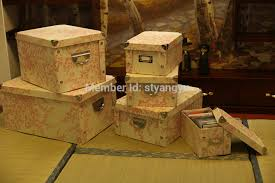 Decorative Cd Storage Boxes