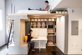 Loft Bed Studio Apartment