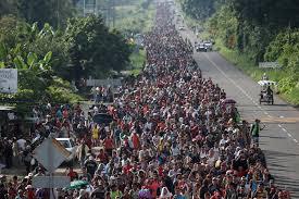 """Résultat de recherche d'images pour """"caravane migrants"""""""