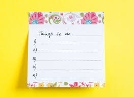 To Do List Or To Do List 11 Tricks To Actually Get Things Done On Your To Do List