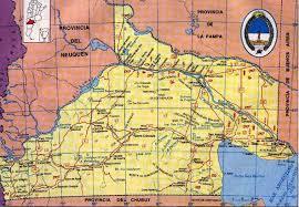 Resultado de imagen para rio negro mapa