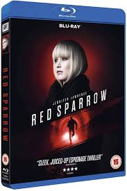 Red Sparrow [Blu-ray] [2018]: Amazon.co.uk: Jennifer Lawrence, Joel  Edgerton, Matthias Schoenaerts, Jeremy Irons, Mary-Louise Parker, Charlotte  Rampling, Ciarán Hinds, Joely Richardson, Bill Camp, Sakina Jaffrey, Jo  Willems, Francis Lawrence, Jennifer ...