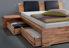 build twin xl bed frame with drawers