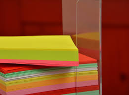 colorful office accessories. Wonderful Office Green Red Color Stack Colorful Yellow Paper Material Circle  Note Leaves Design Shape Notes Office Accessories Supplies Zettelbox On Colorful Office Accessories C