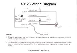way touch lamp switch wiring diagram discover your wiring touch l control wiring diagram nodasystech