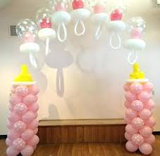 Baby Bottle Balloon Decoration Baby Shower Balloon Decor We Have Several Popular Designs For Baby 34