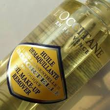 l occitane immortelle oil makeup remover travel size 30ml this silky cleansing oil removes even the most stubborn make up as well as impurities that