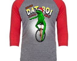 Here come dat boi | Etsy