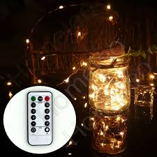 Tiny Battery Operated Lights Buy Homeleo 5m 50leds Battery Operated Remote Contol Led