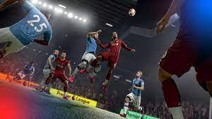 Fifa 21 Football Game 4K Wallpaper #7.2391