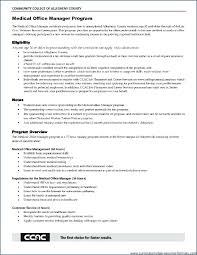 Medical Office Manager Resume New Medical Billing Resume Summary