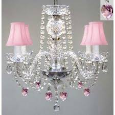 bedroom chandelier lighting. wonderful lighting chandelier lighting w crystal pink shades u0026 hearts h 17u0026quot  perfect  for throughout bedroom chandelier lighting