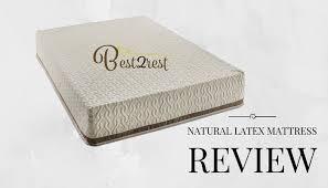 latex mattress reviews. great natural latex mattress reviews best 2 rest review us1