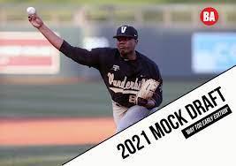 2021 MLB Mock Draft: 'Way Too Early ...
