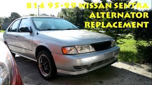 b14 1995 1999 nissan sentra alternator replacement b14 1995 1999 nissan sentra alternator replacement