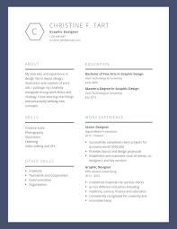 Graphic Design Interests 50 Inspiring Resume Designs To Learn From Learn