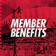 being a red member means more than being a season ticket holder a red member has access to the highest level of benefits and services and are truly a part