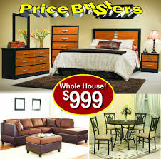 plete Whole House Furniture Set Price Busters