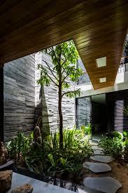 House Interior Garden Design Garden House Ho Khue Architects Archdaily