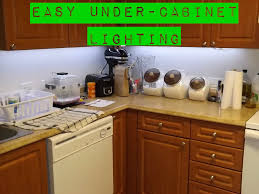 easy under cabinet lighting. Picture Of Easy Under-Cabinet Lighting Under Cabinet